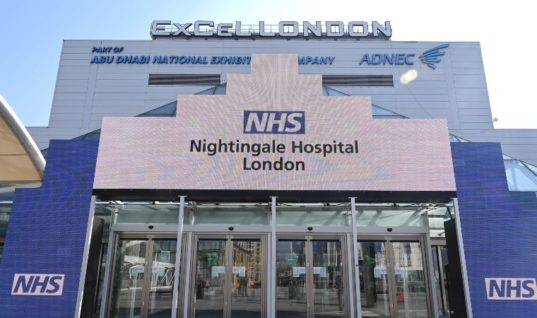 GS Yuasa supplies batteries to NHS Nightingale hospitals