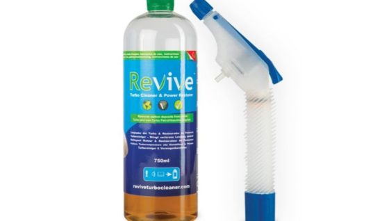 Revive turbo cleaner for petrol engines brings range of benefits, says specialist