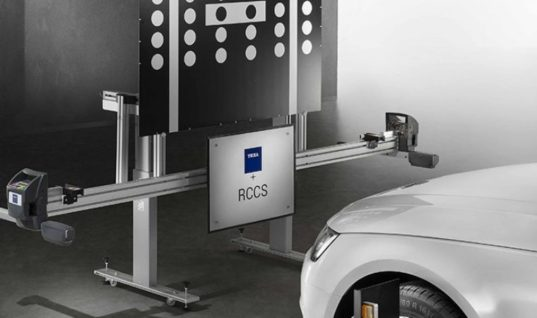 TEXA ADAS calibration kit gets TÜV RHEINLAND qualification