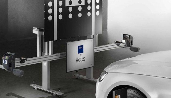 TEXA ADAS calibration kit gets TÜV RHEINLAND qualification
