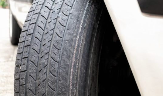 MOT exemption doesn't mean minimum legal tread depth is suspended, motorists warned