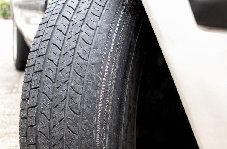 MOT exemption doesn't mean minimum legal tread depth is suspended, motorists warned