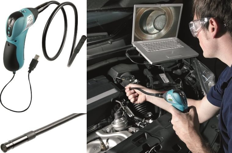 Take a selfie for chance to win borescope inspection camera from Schaeffler