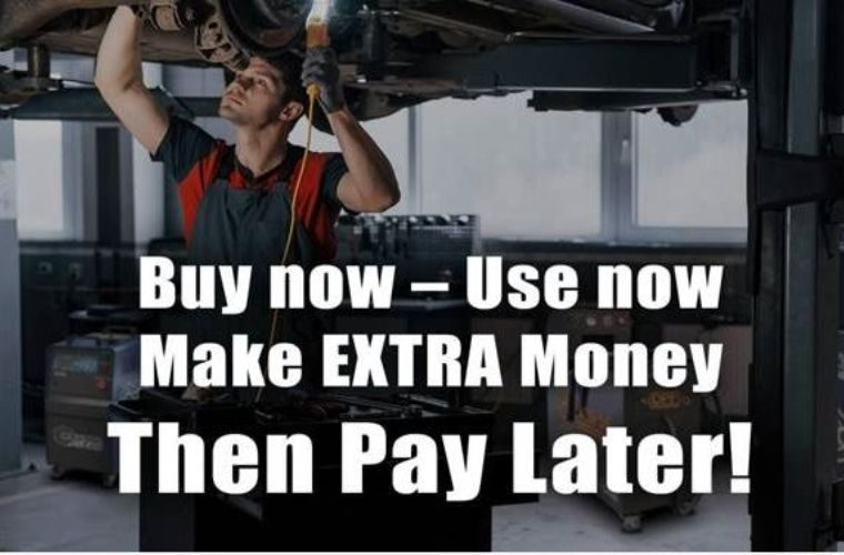 Earn now and pay later for Carbon Clean machines