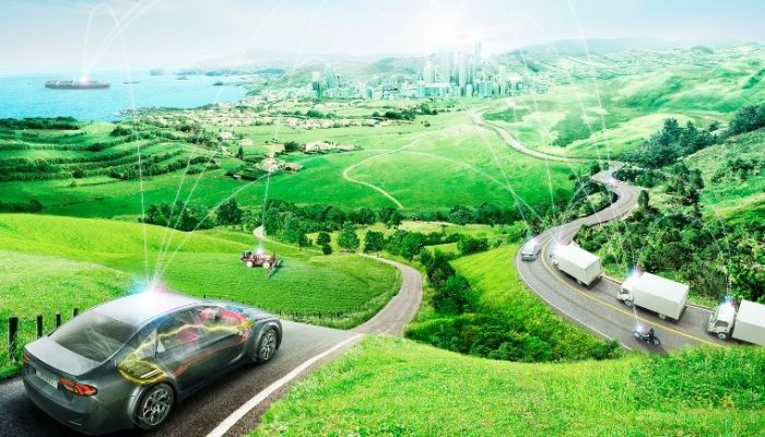 DENSO continues to front move to electric