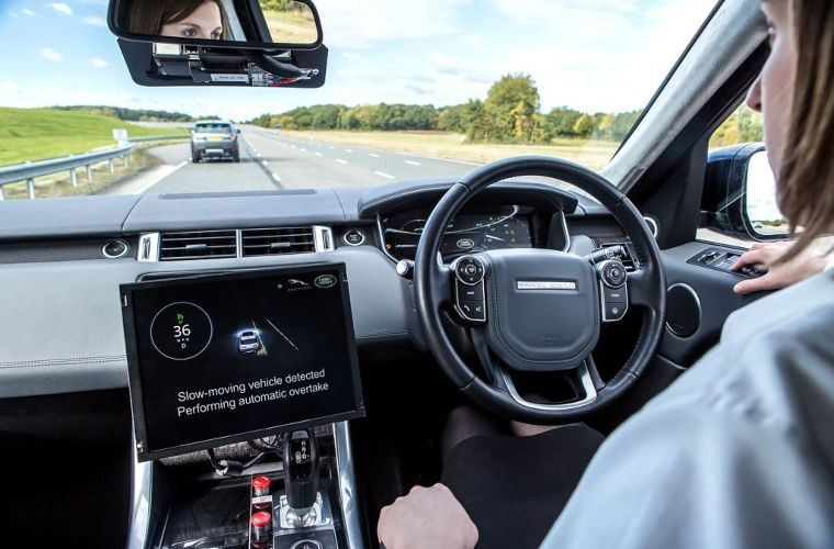 First self-driving vehicles could be on UK roads before end of year