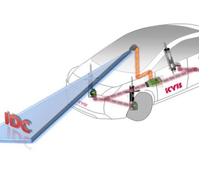 KYB gives insight into 'intelligent damping control'