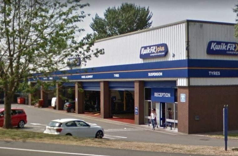 Kwik Fit MOT tester contracts COVID-19