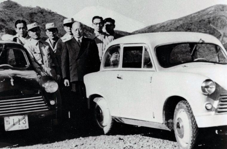Suzuki celebrates 100th year in business