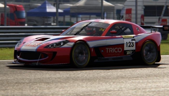 TRICO strong on and off track in Britcar eSeries Silverstone