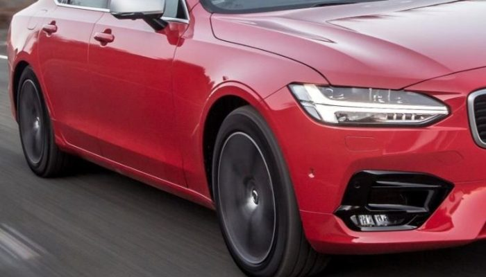All new Volvos to be limited to 112mph
