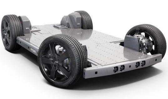 KYB and REE Automotive to develop next-gen modular EV platform