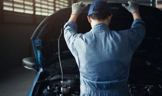 What 'Test and Trace' means for independent garages