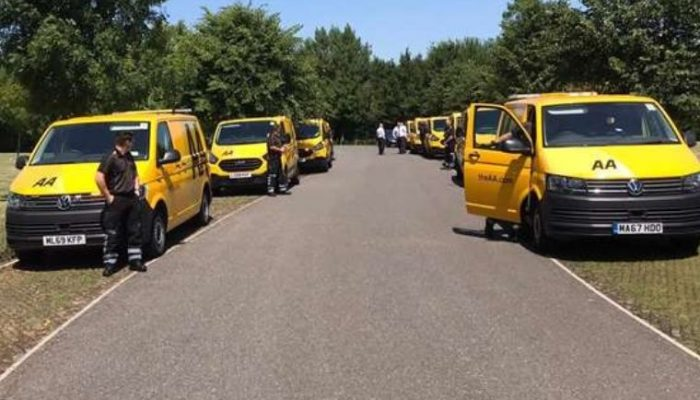 Tributes paid to AA technician