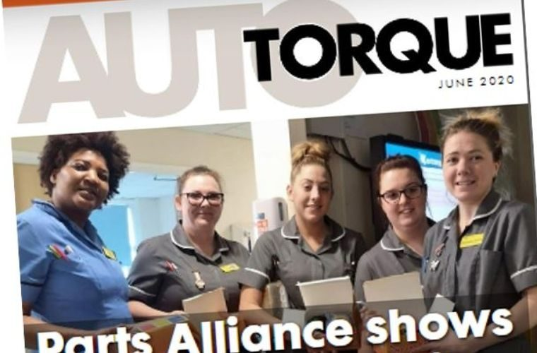 The Parts Alliance sees AutoTorque Mag grow during lockdown