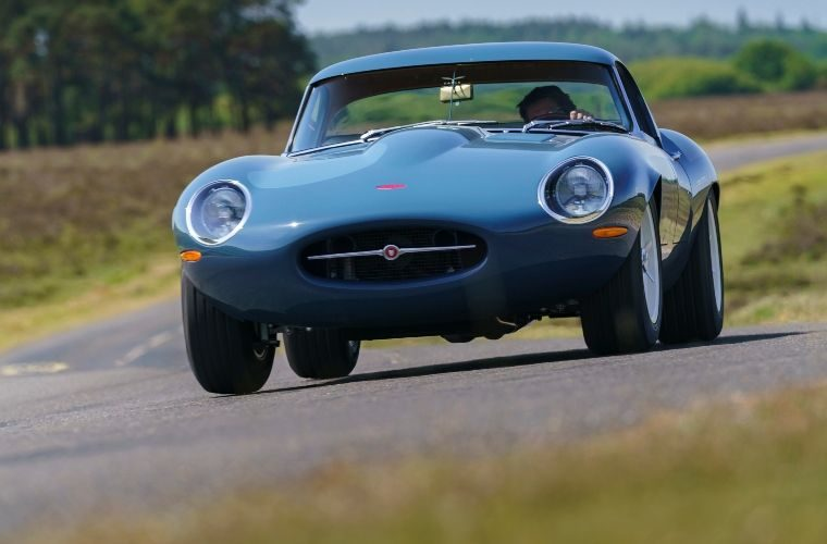 Eagle launches re-engineered Lightweight E-type