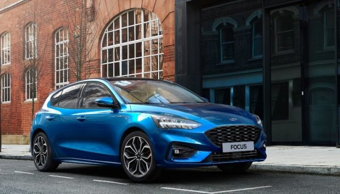 Ford introduces electrified EcoBoost hybrid powertrain for Focus