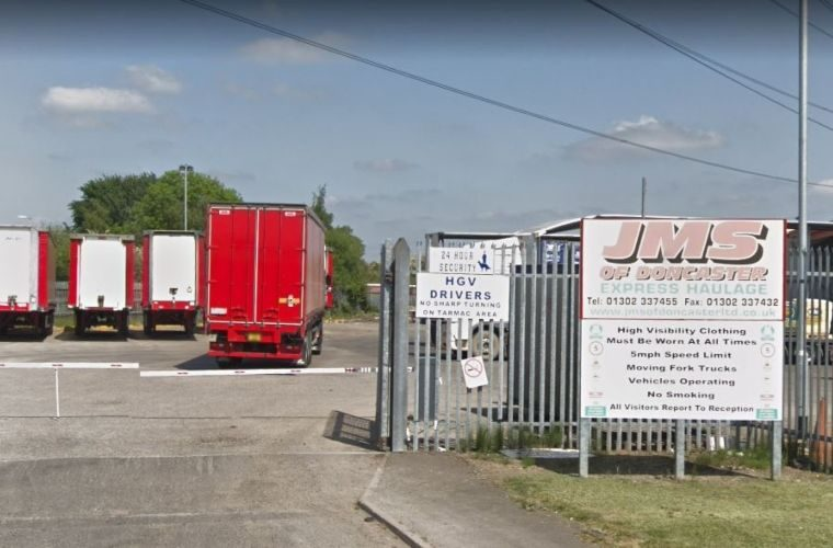 Suspended prison sentence for thief who stole HGV from garage workshop