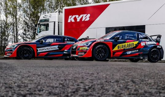 KYB strengthens involvement with WRX