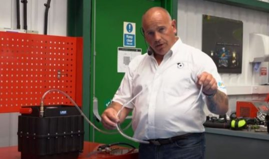 Watch: New kit added to Laser Tools range