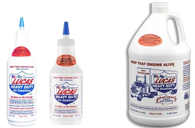 Lucas Oil additive technology