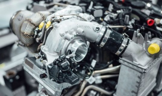 Mercedes-AMG turns to electric turbocharger tech