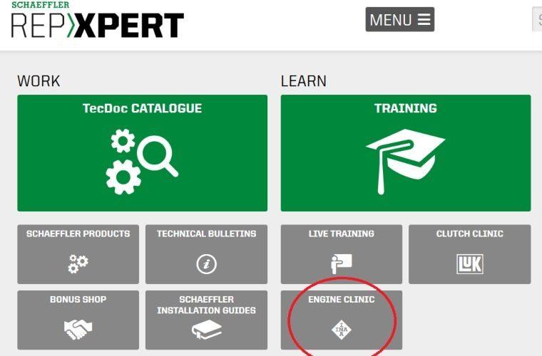 Schaeffler adds INA installation guides to REPXPERT