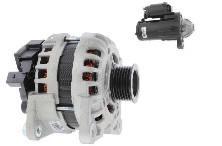 Autoelectro releases new-to-range starters and alternators