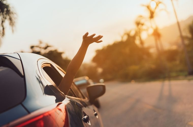 Cars vital for second 'staycation' summer, RAC research reveals