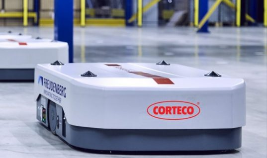 Warehouse automation helps Corteco meet demand