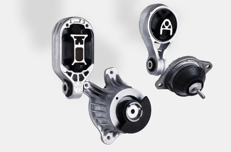 Everything you need to know about rubber to metal mounts