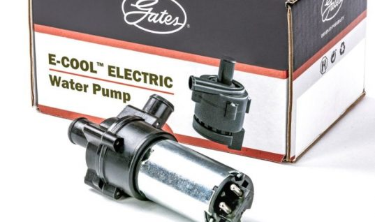 Gates extends electric water pump range