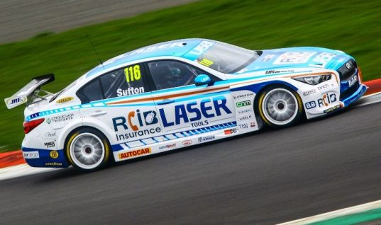 Laser Tools Racing ready for BTCC action