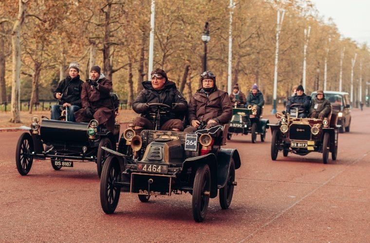 London to Brighton veteran car run gets green light for 2020