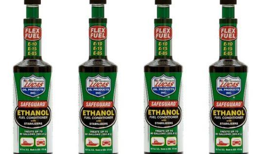 Lucas Oil ethanol fuel treatment