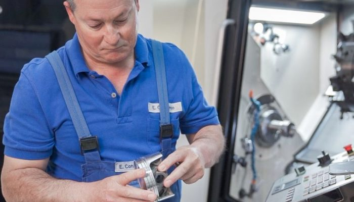 MAHLE produces 3D printed aluminium pistons for first time