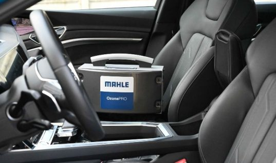 New MAHLE sanitising machine protects against infection