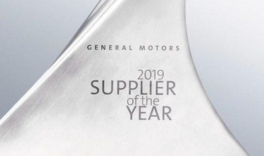 MANN+HUMMEL named General Motors Supplier of the Year
