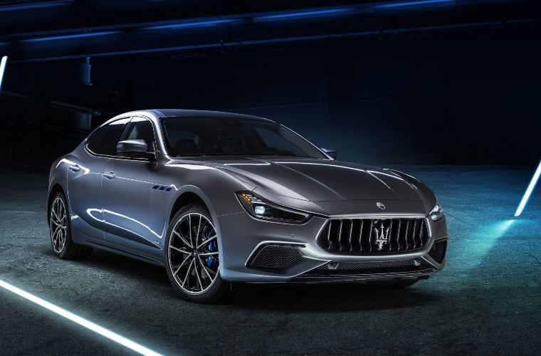 Maserati enters electrified era with its first ever hybrid