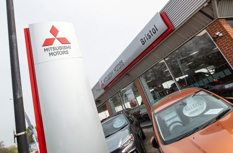 Mitsubishi to leave European market