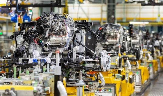 UK car production at lowest level since 1964