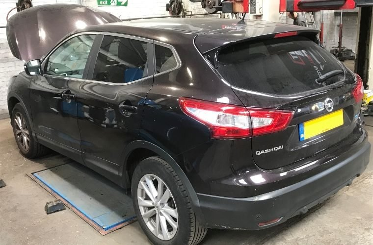 Guide: Nissan Qashqai 1.5 DCI clutch replacement