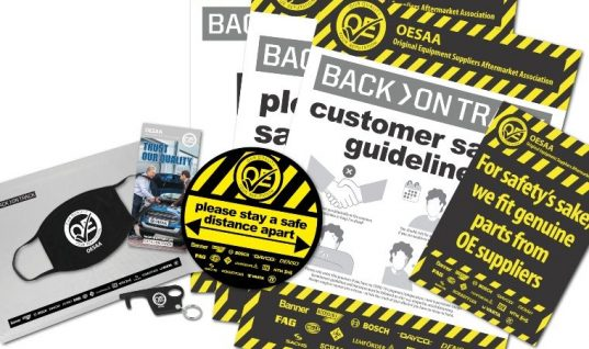Final 250 'back on track' packs still available to claim