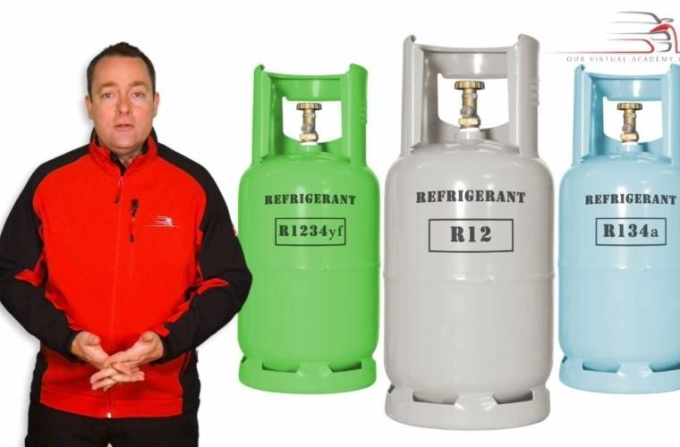 Refrigerant handling training available on Our Virtual Academy
