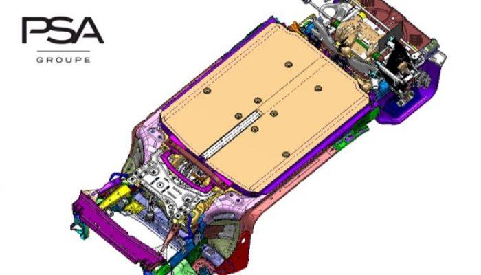 Groupe PSA to launch new electric vehicle modular platform