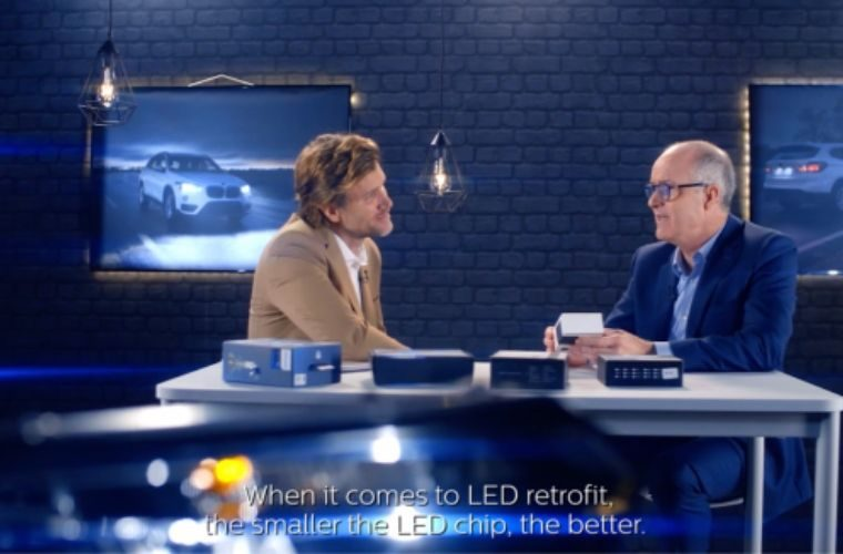 Philips automotive lighting releases LED training videos