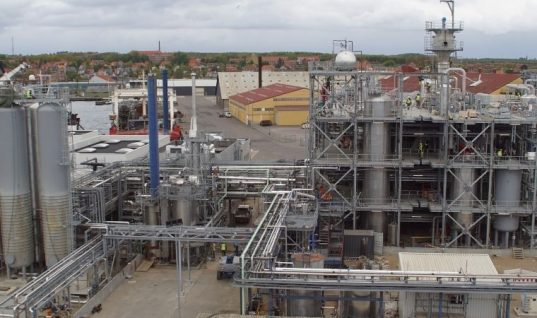 Slicker Recycling joint venture oil re-refinery now operational