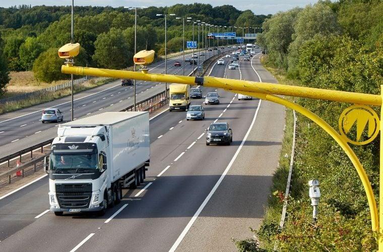 Roadwork speed limit to be raised