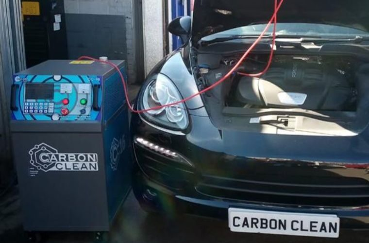 Carbon Clean machines from £29 a week