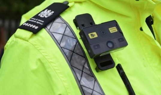 DVSA staff to wear 'bodycams' during garage visits